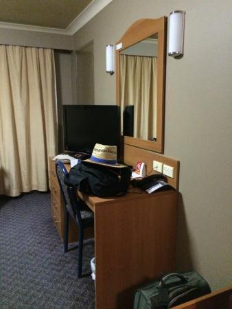 Quality Inn Penrith: Room