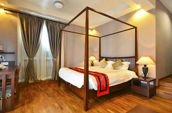 Jonker Boutique Hotel: Deluxe Room