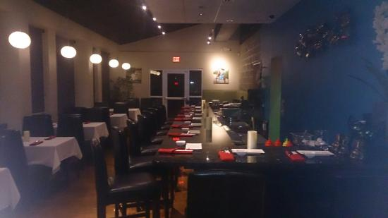 Spice asian fusion restaurant picture of spice asian for Asian fusion cuisine restaurants