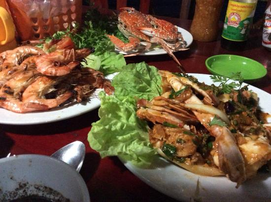 Brise de Kep: A feast for the eye and the palate!