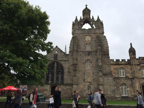Duncan's Tours Scotland - Day Tours: University of Aberdeen