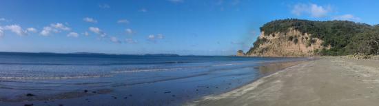 Waiwera, Nieuw-Zeeland: Beach time