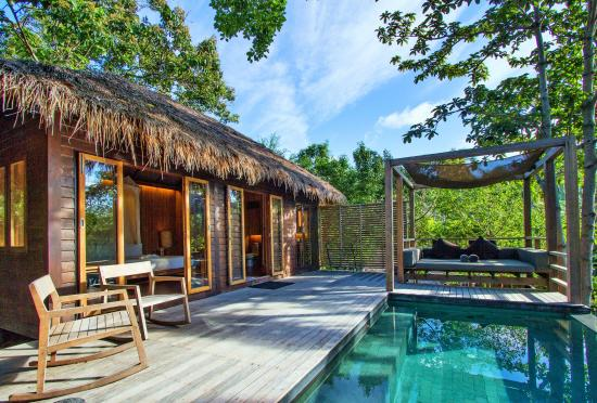 Haadtien beach resort updated 2017 prices hotel for Koi pool villa koh tao