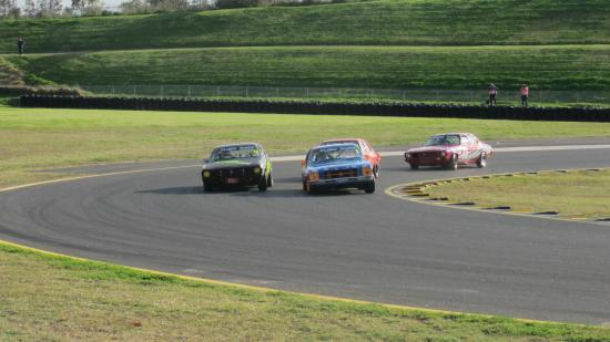 Eastern Creek, Avustralya: Views of turn 2