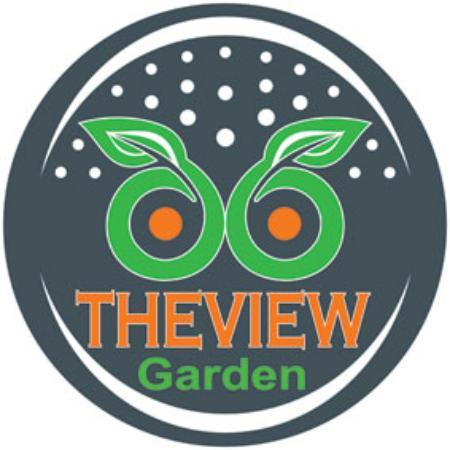 The View Garden, rooftop garden bar, coffee, seafood restaurant in ...