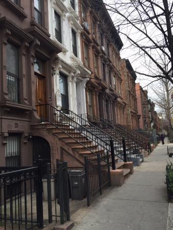Casas t picas fotograf a de harlem nueva york tripadvisor - Casas en nueva york ...