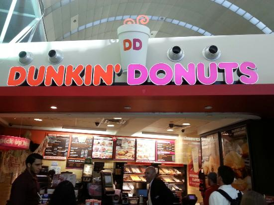 Dunkin San Antonio 9800 Airport Blvd Menu Prices