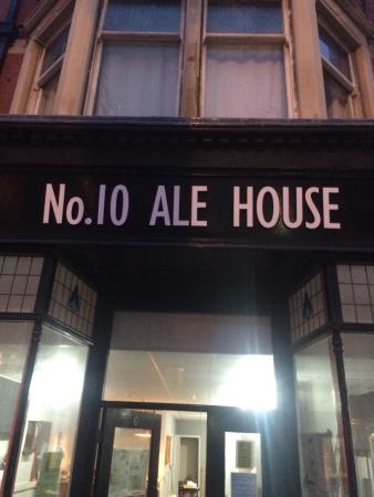 No 10 Ale House