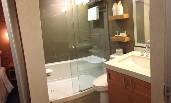 Mount Robson Inn: Bathroom
