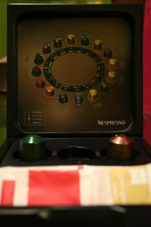 Hotel Re!: Coffee capsules