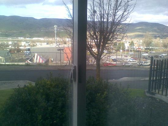 Inn America Lewiston: view from room