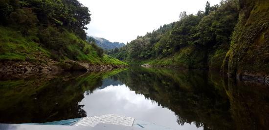 Pipiriki, Selandia Baru: Whanganui river