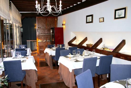 Hosteria Casa Palacio: Comedor