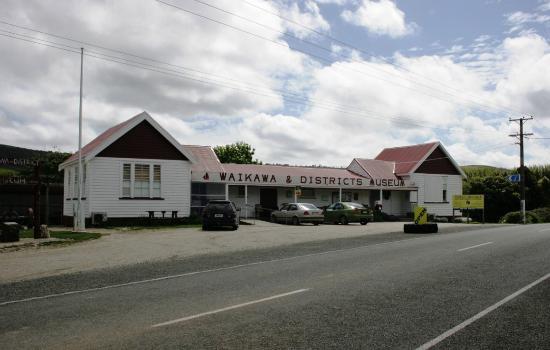 Waikawa Museum and Information Centre
