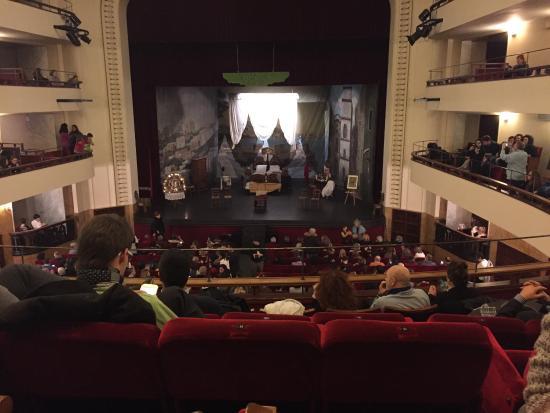 Provided By Teatro Duse Picture Of Teatro Duse Bologna Tripadvisor