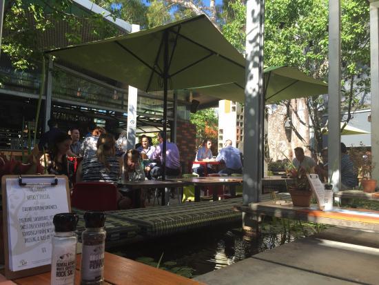 The Garden Restaurant Leederville