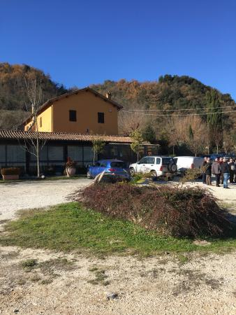 Agriturismo Al Giovenzano: show must go on!!!