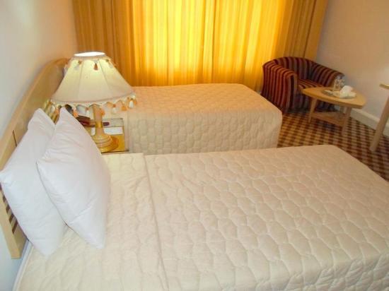 Washington Hotel: Deluxe Twin Room
