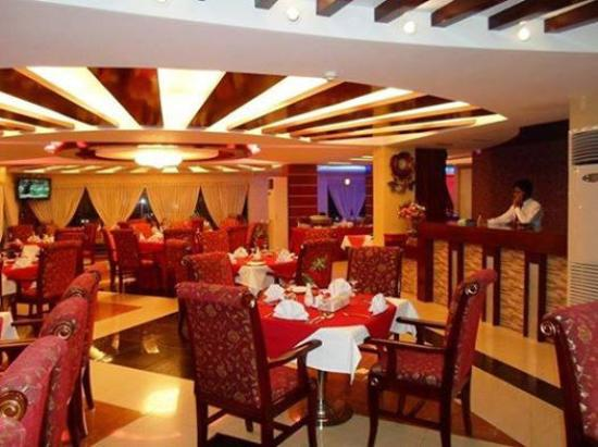 Washington Hotel: Rosebud Restaurant