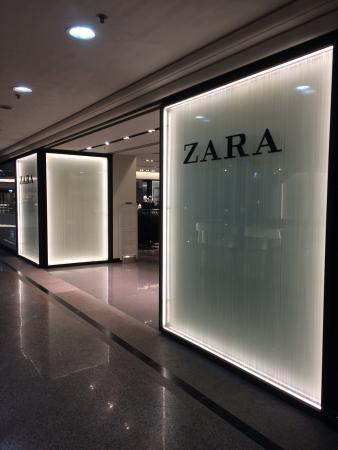 Zara 女装店