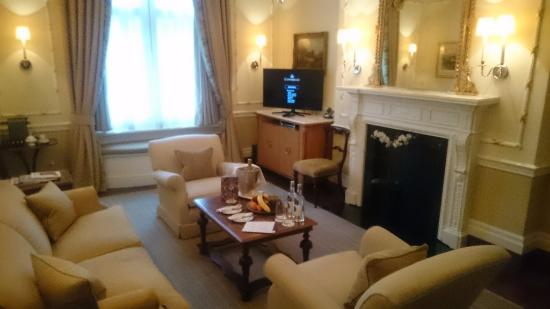 The Connaught - Carlos Suite - Lounge
