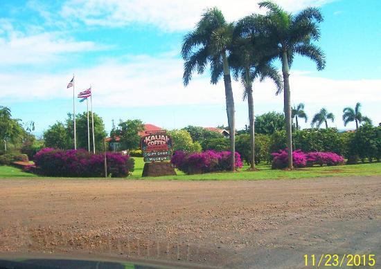 Kalaheo, Χαβάη: Kauai Coffee Plantation