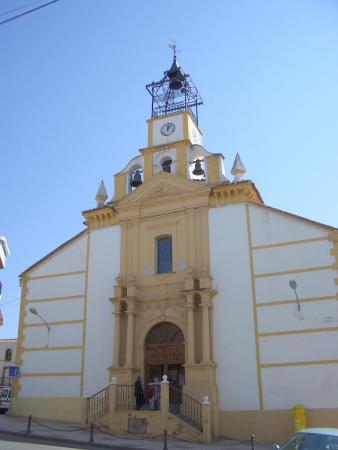 Almaden, Espanha: Iglesia de Sta. Maria de la Estrella