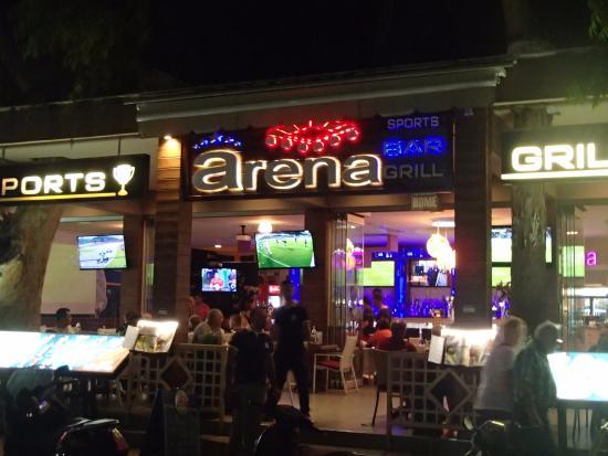 Arena Sportsbar