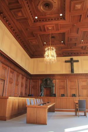 Foto di palazzo di giustizia di norimberga for Sala 600 nuremberg