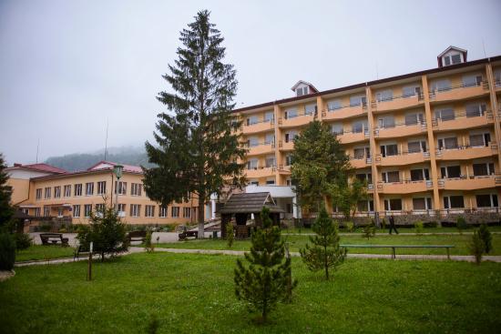 Girska Tysa Health Resort