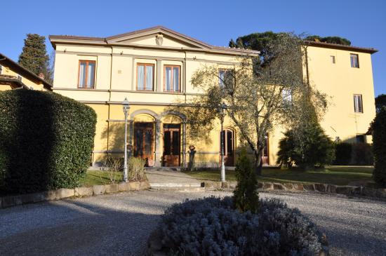 aussenansicht picture of hotel villa betania florence tripadvisor rh tripadvisor com au