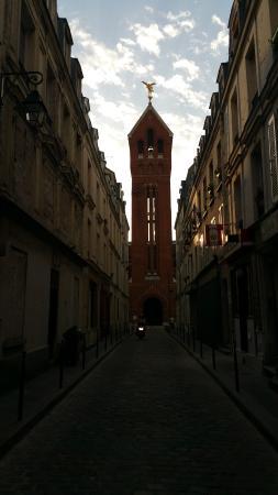 Ducey, Frankrijk: Paroisse Saint-Michel