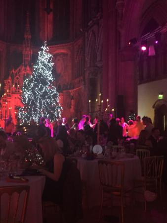 The Manchester Monastery : Christmas party at the Monastery