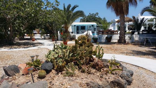 Pelagos Hotel-Oia: The hotel