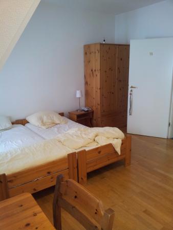 Hotel Zum Pfalzgrafen: Three person room