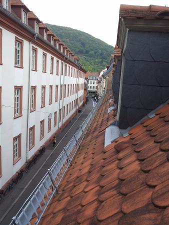 Hotel Zum Pfalzgrafen : View from room