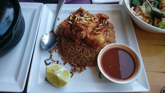 Ali baba restaurant bild fr n ali baba restaurant aqaba for Ali baba cuisine