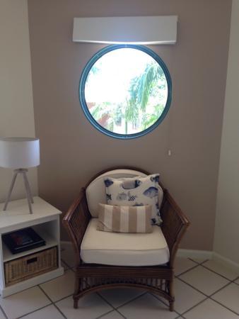 Beaches Apartments - Byron Bay: Apartment 14 living room