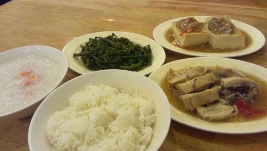 Taiwan Porridge