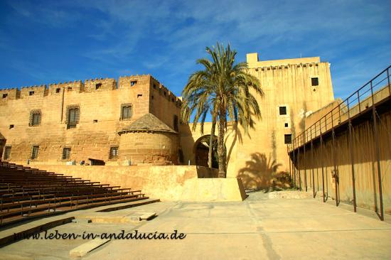 Castillo del Marques de los Velez