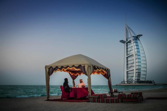 Jumeirah Dar Al Masyaf at Madinat Jumeirah: Romantic Dinner