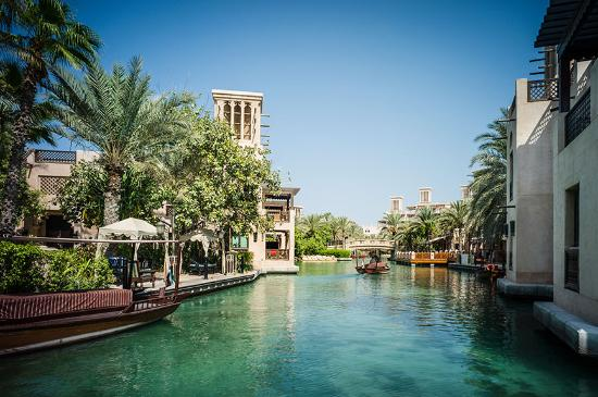 Jumeirah Dar Al Masyaf at Madinat Jumeirah: Waterways