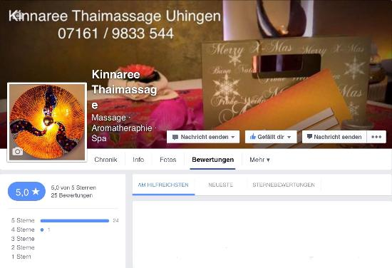 Thai massage uhingen
