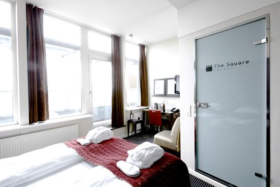 The Square Copenhagen: Executive double room