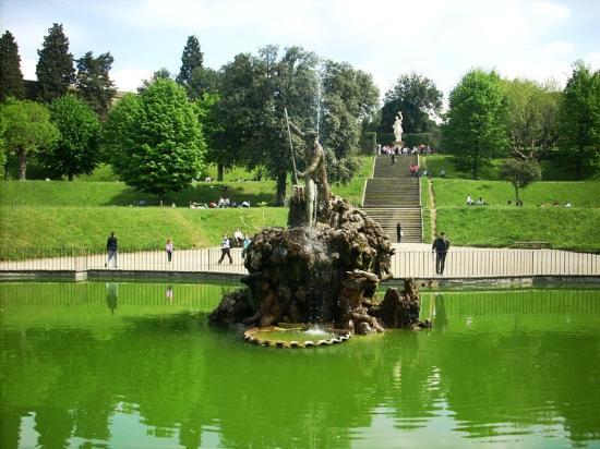 Statua nettuno foto di giardino di boboli firenze tripadvisor - I giardini di boboli ...