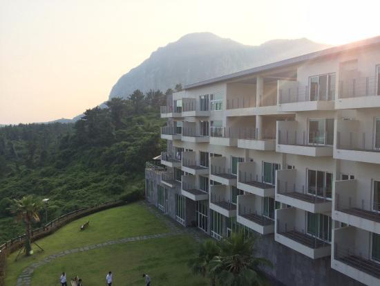 Y Resort Jeju: Рассвет