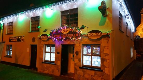 Gorteen, أيرلندا: Ready for Santa 😊