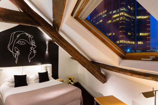 Hotel Montparnasse Saint-Germain