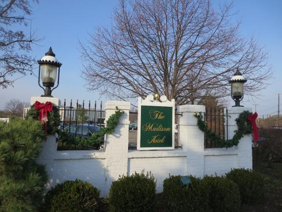 Morristown, Nueva Jersey: Beautiful at Christmas and always.