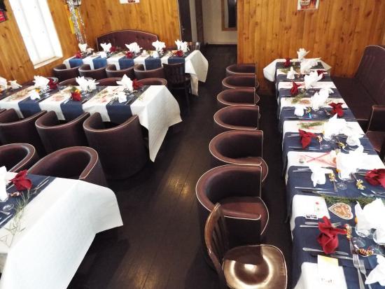 table de noel du 15 d cembre 2015 au l 39 m caf de montfavet
